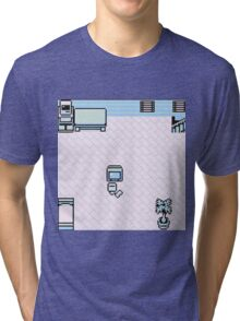Back to where it began Tri-blend T-Shirt