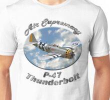 P-47 Thunderbolt Air Supremacy Unisex T-Shirt