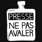 Presse Ne Pas Avaler - Thom Yorke by EvelynR