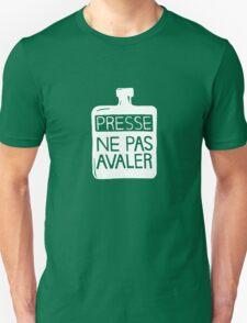 Presse Ne Pas Avaler - Thom Yorke T-Shirt