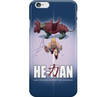 He-Man and the Masters of the Universe : Akira iPhone Case/Skin