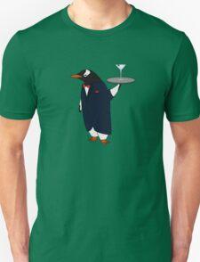 Penguin Butler Unisex T-Shirt