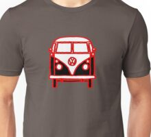 Graphic Splittie Campervan Unisex T-Shirt