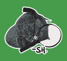 Sherlock Holmes paraphernalia Kids Clothes