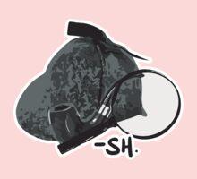 Sherlock Holmes paraphernalia One Piece - Short Sleeve