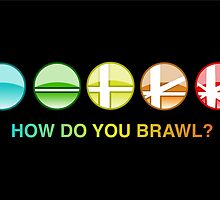 Super Smash Bros by jeice27