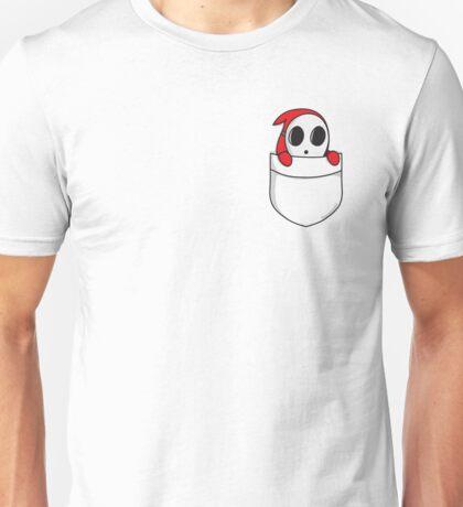 Shy little guy. Unisex T-Shirt