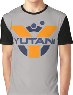 Yutani Corporation (pre Weyland takeover) Graphic T-Shirt