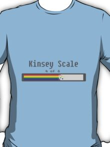 Kinsey Scale 4 T-Shirt