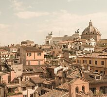 Rome - Italy by Mats Silvan