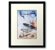 Siberiana 2 Framed Print