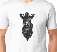 Chopper Motorcycle T Shirt  Unisex T-Shirt