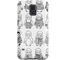 Penguins Samsung Galaxy Case/Skin