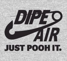 DIPE AIR - JUST POOH IT. One Piece - Short Sleeve