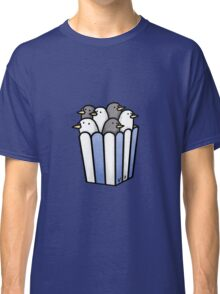 POPCORN / PALOMITAS (BLUE VERSION) Classic T-Shirt