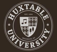 Huxtable University by vonplatypus