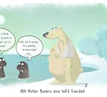 South-Paw Polar Bears by EpicLabTime