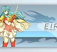 Fire Emblem: The Sacred Stones - Eirika by RaptorCore7
