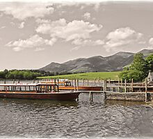 A Derwent Water Summer by DavidWHughes