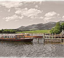 A Derwent Water Summer by DavidWHughes