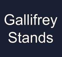 Gallifrey Stands! by drakyri