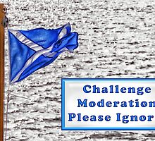 The Scots Are Coming challenge marker image by Kasia-D by biddumy