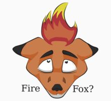 Fire Fox? by Tyson LaFollette