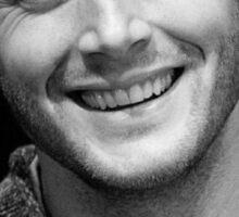 Jensen Ackles- Supernatural  Sticker