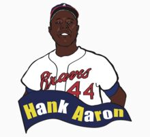 Hank Aaron by Rich Anderson