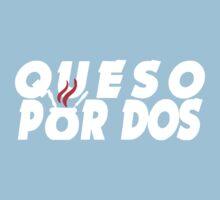 Queso Por Dos. by dolphinvera