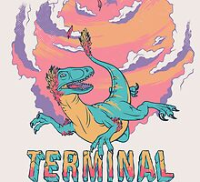 Terminal Velociraptor (Version 2) by Nathan Joyce