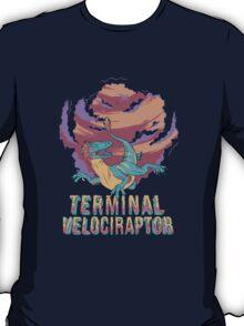 Terminal Velociraptor (Version 2) T-Shirt