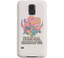 Terminal Velociraptor (Version 2) Samsung Galaxy Case/Skin