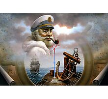 Sea Captain 7 Photographic Print