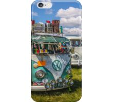 Old VW BUSES  iPhone Case/Skin