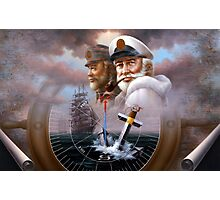 Sea Captain 4 Photographic Print