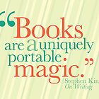 Books are Magic by mezzotessitura