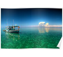 Cayo Coco Poster