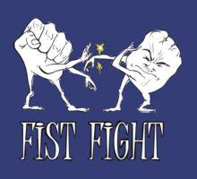 Fist Fight by David Hall
