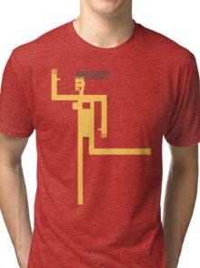 girl on the run Tri-blend T-Shirt