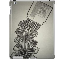 NES iPad Case/Skin