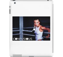 Zoe Cross  iPad Case/Skin