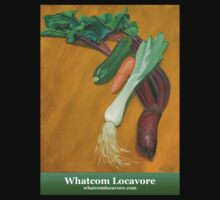 Early Summer Vegetables by Nancy Ging (Whatcom Locavore)