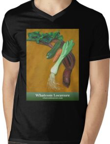 Early Summer Vegetables Mens V-Neck T-Shirt