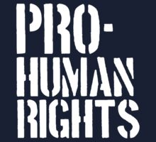 Pro-Human Rights v.2 by alyssa11