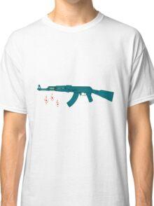 AK-47 Graphic Classic T-Shirt