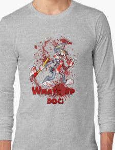 Bugs Bloody Long Sleeve T-Shirt