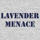 Lavender Menace by electrasteph