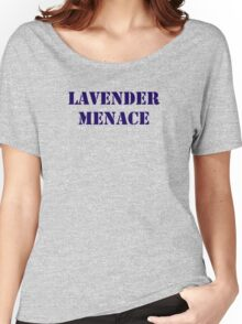 Lavender Menace Women's Relaxed Fit T-Shirt
