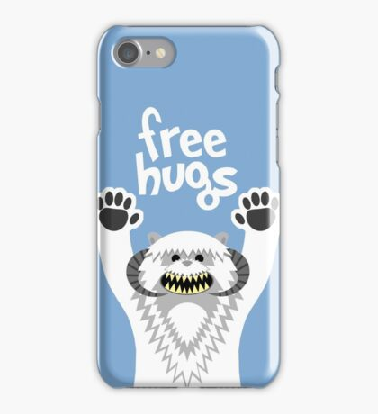 Monster Hugs iPhone Case/Skin